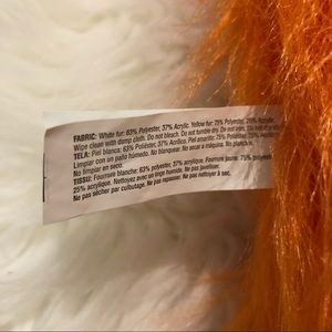 Amscan Costumes - Amscan Fox Tail and Headband NWOT